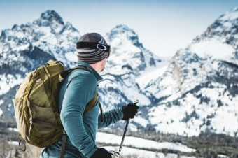 Ski and Snowshoe Tours with Jackson Hole EcoTour Adventures