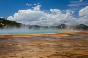 Yellowstone National Park, A Trip To Wonderland